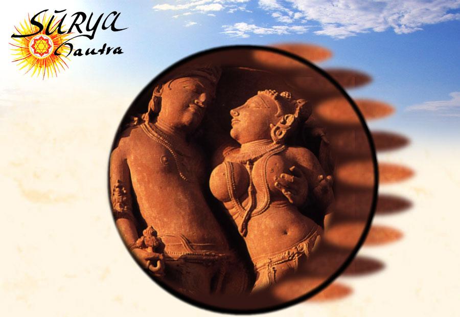 Homepage von Surya Tantra