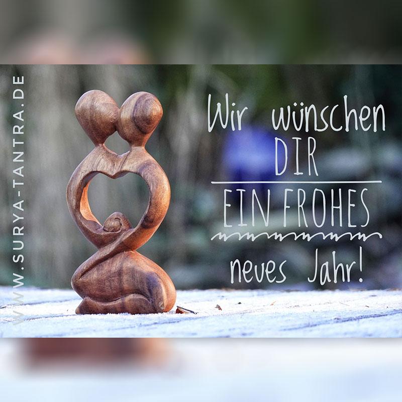 Tantra-Silvester 2019-2020 :: Liebe, Vertrauen und Achtsamkeit für ein friedliches und frohes neues Jahr 2020