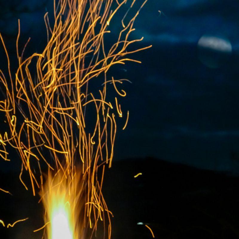 Erde und Feuer 2020 :: … und wir haben Vollmond